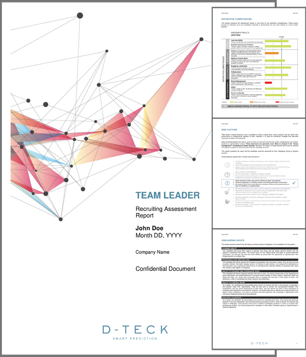 team leader preview